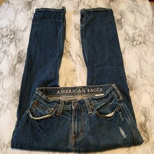 American Eagle Jeans Men's Straight 28x30